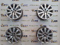 "Volkswagen Passat 4Motion (3C2) Sedan 2.0 TDI 16V 170 (CBBB(Euro 5)) RIM SET 1PC 2007 16"" 16""/16"""
