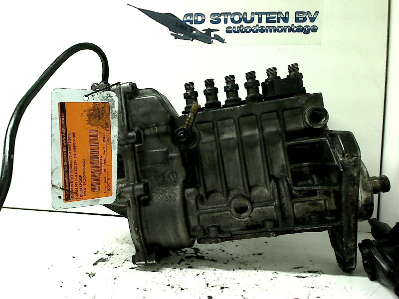 Fuel Pump Diesel Mercedes E (W210) Sedan 3 0 E-300D Turbo 24V (OM606