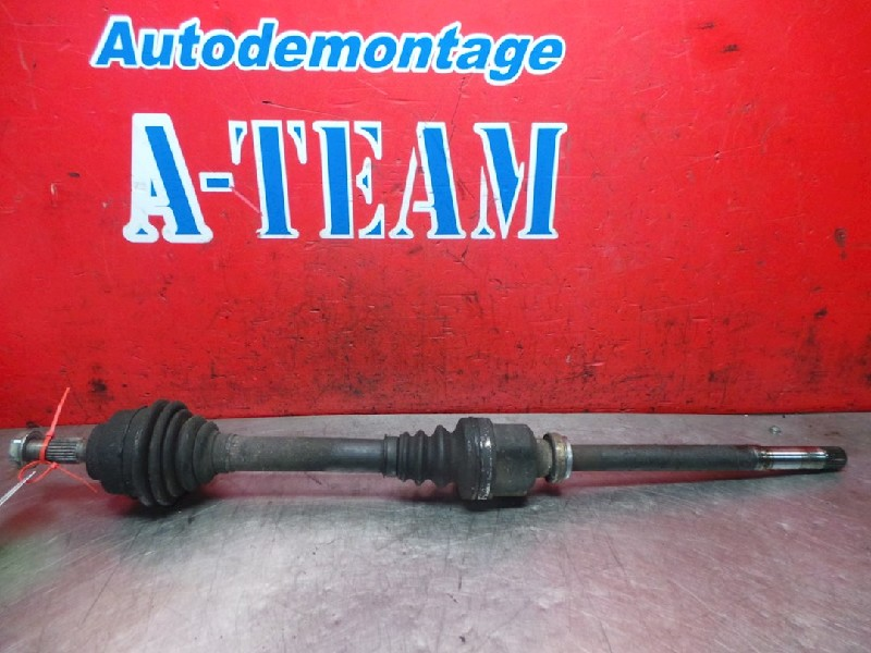 Peugeot Partner/Ranch Van 1.6 HDI 75 (DV6BTED4(9HW)) DRIVE SHAFT RIGHT FRONT 2006