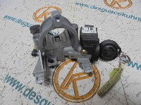 Smart Forfour (454) Hatchback 1.3 16V (135.930) IGNITION SWITCH + KEY 2004 5WK45107/MR587813/MR955230 5WK45107/5WK45107/MR587813/MR955230