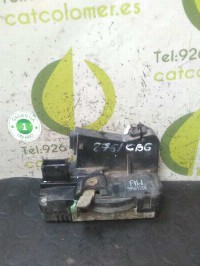 Opel Astra G (F08/48) Hatchback 1.4 16V Twinport (Z14XEP(Euro 4)) DOOR LOCK RIGHT FRONT 1999 90561154 90561154/90561154