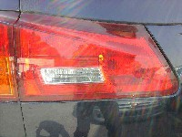 Lexus IS Sedan F 5.0 V8 32V VVT-I (2UR-GSE) REAR LIGHT LEFT 0 INTERIOR INTERIOR