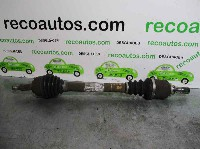 Lancia Dedra Sedan 1.9 Tds (160.D.1000) DRIVE SHAFT LEFT FRONT 1993 8200376094 8200376094/8200376094