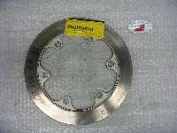 Honda CB 650 SC NIGHTHAWK BRAKE DISC LEFT FRONT 1983