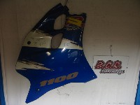 Suzuki GSX R 1100 1991-1992 CARENAGE DROIT 1992