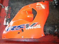 Aprilia RSV 1000 MILLE FAIRING RIGHT 1999