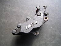 Honda CBR 900 RR Fireblade 1992-1993 (CBR900RR SC28) BRAKE CALIPER RIGHT FRONT 1993