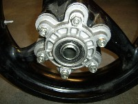 Ducati MULTISTRADA 620 SPROCKET CARRIER 2005
