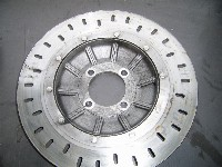 BMW K 100 LT BRAKE DISC LEFT FRONT 1987