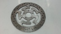 Harley Davidson FLHRC ROAD KING 2009-2013 BRAKE DISC LEFT FRONT 2009