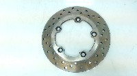 Yamaha YZF R6 2008-2010 BRAKE DISC REAR 2009  5SL2582W0000