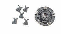 Suzuki GSX R 750 2006-2007 SPROCKET CARRIER 2007  6461044G00