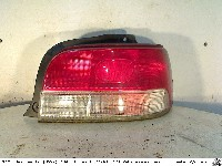 Daihatsu Charade (G200/201/202/203/204) Hatchback 1.3i TX/CX 16V (HC-E) REAR LIGHT RIGHT 1996