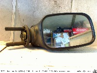 BL (Austin / Morris) Metro Hatchback 1.3 L,LS,Gta,GS,Sport (12HF) SIDE MIRROR RIGHT 1991