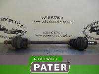 Mercedes C (W204) Sedan 2.2 C-220 CDI 16V (OM646.811) DRIVE SHAFT RIGHT REAR 2007