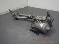 Ford Fiesta VI Hatchback 1.3 (A9JB) WINDSHIELD WIPER MOTOR FRONT 0 404.745 404.745