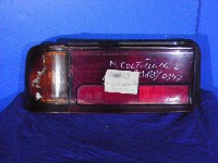 Mitsubishi Colt (C5) Hatchback 1.3 8V (4G13) REAR LIGHT LEFT 0 043-8557 043-8557