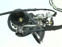Ducati MONSTER 696 i.e 2008-2013 ACCELERATEUR VALVE 2009