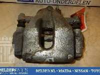 Toyota Auris (E15) Hatchback 1.8 16V HSD Full Hybrid (2ZRFXE) BRAKE CALIPER LEFT FRONT 2011  ADVICS6022