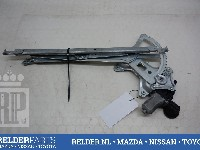 Toyota Tundra Pick-up 5.7 V8 32V Dual VVT-I 4x4 (3URFE) WINDOW MECHANISM LEFT REAR 2009  85720AE010