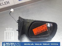 Mazda 6 (GG12/82) Sedan 1.8i 16V (L829) SPIEGEL LINKS Elektrisch 2002