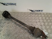 BMW 3 serie (E46/4) Sedan 320d 16V (M47-D20(204D1)) DRIVE SHAFT RIGHT REAR 2000