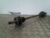Mercedes E (W211) Sedan 2.2 E-220 CDI 16V (OM646.961) DRIVE SHAFT LEFT REAR 2004
