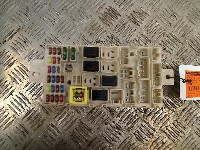 Mitsubishi Space Star (A0) Hatchback 1.0 12V (3A90(Euro 5)) FUSE BOX 2016 8637B733 8637B733
