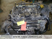 Chrysler Voyager/Grand Voyager (RG) MPV 2.5 CRD 16V (ENC) ENGINE 2003