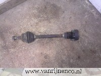 Seat Leon (1M1) Hatchback 1.4 16V (AXP) DRIVE SHAFT LEFT FRONT 2001