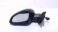 Opel Insignia Hatchback 2.0 CDTI 16V 130 Ecotec (A20DTJ(Euro 5)) SIDE MIRROR LEFT ELECTRIC 2009 547215 547215